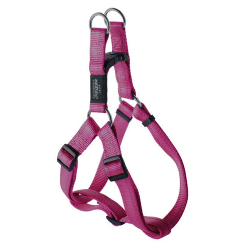 Rogz Pink Step-in Dog Harness