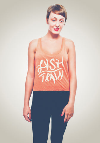 Cropped Top Tank