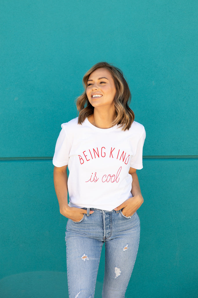 Being Kind is Cool Tee