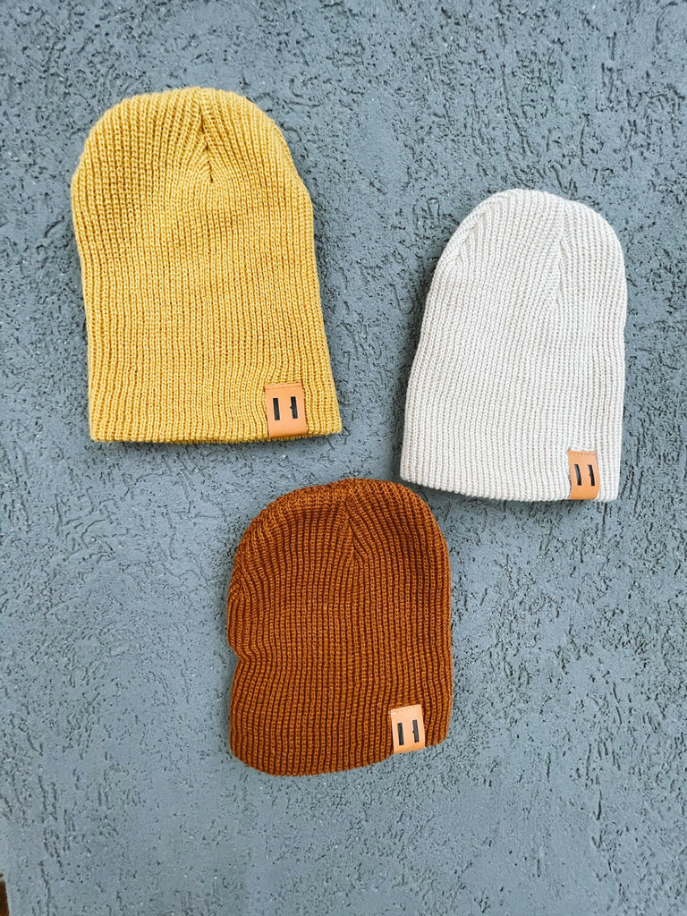 Kids Beanie | 3 Colors