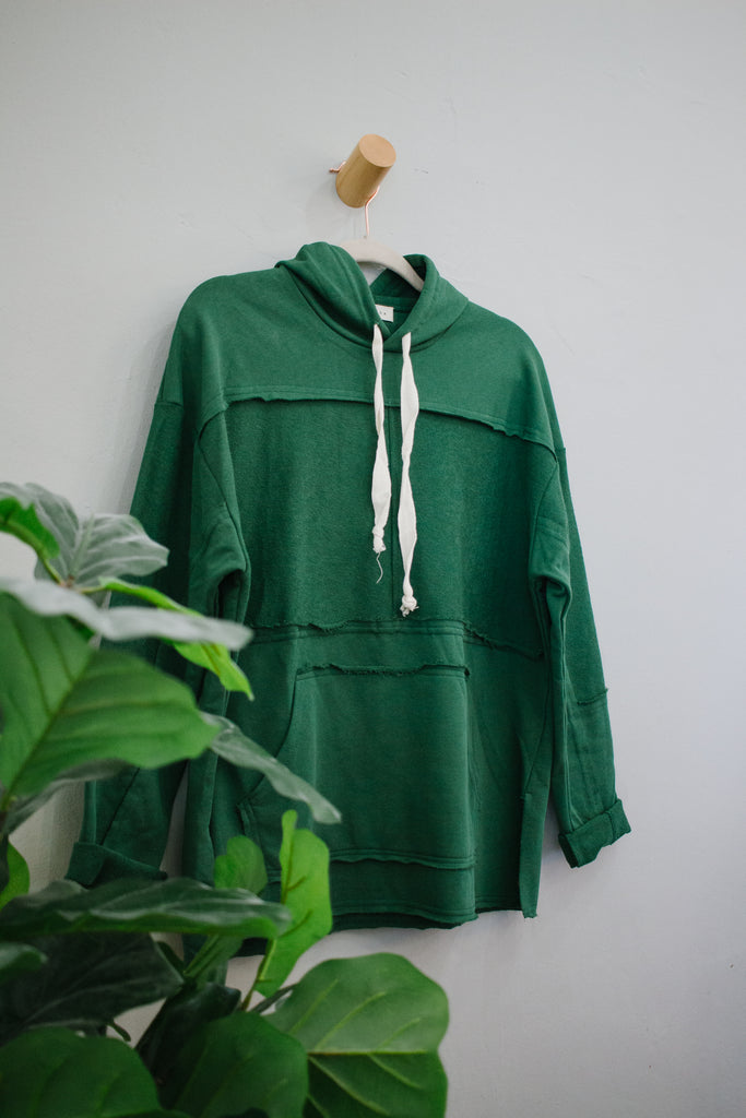 Tiffanie Pullover in Green