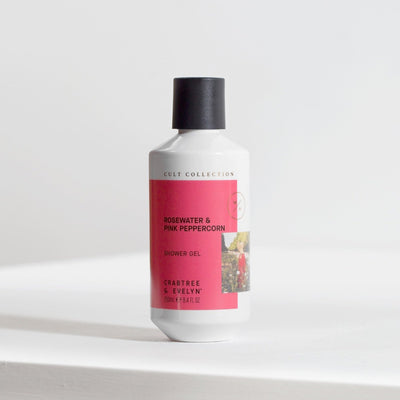 Rosewater & Pink Peppercorn Shower Gel - 250ml