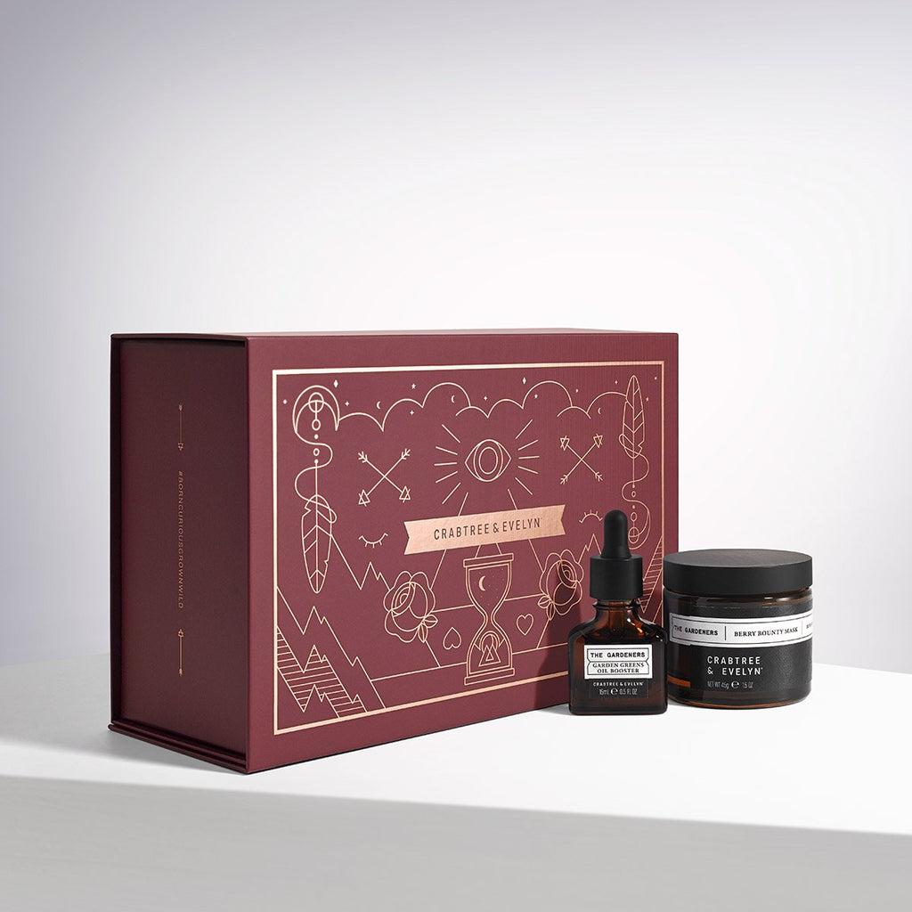 The Gardeners Healthy Skin Set