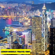 Load image into Gallery viewer, 8 Days Hong Kong + Macau Travel SIM Card | VIP unlimited Data | No speed cap