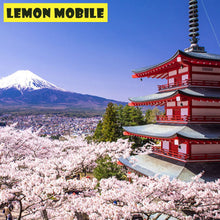 Load image into Gallery viewer, Japan 7/15 Days Prepaid Travel SIM Card | Softbank Network
