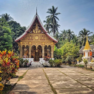 7/15 Days Laos + Myanmar Travel SIM Card | Premium Unlimited Data | No Speed Cap
