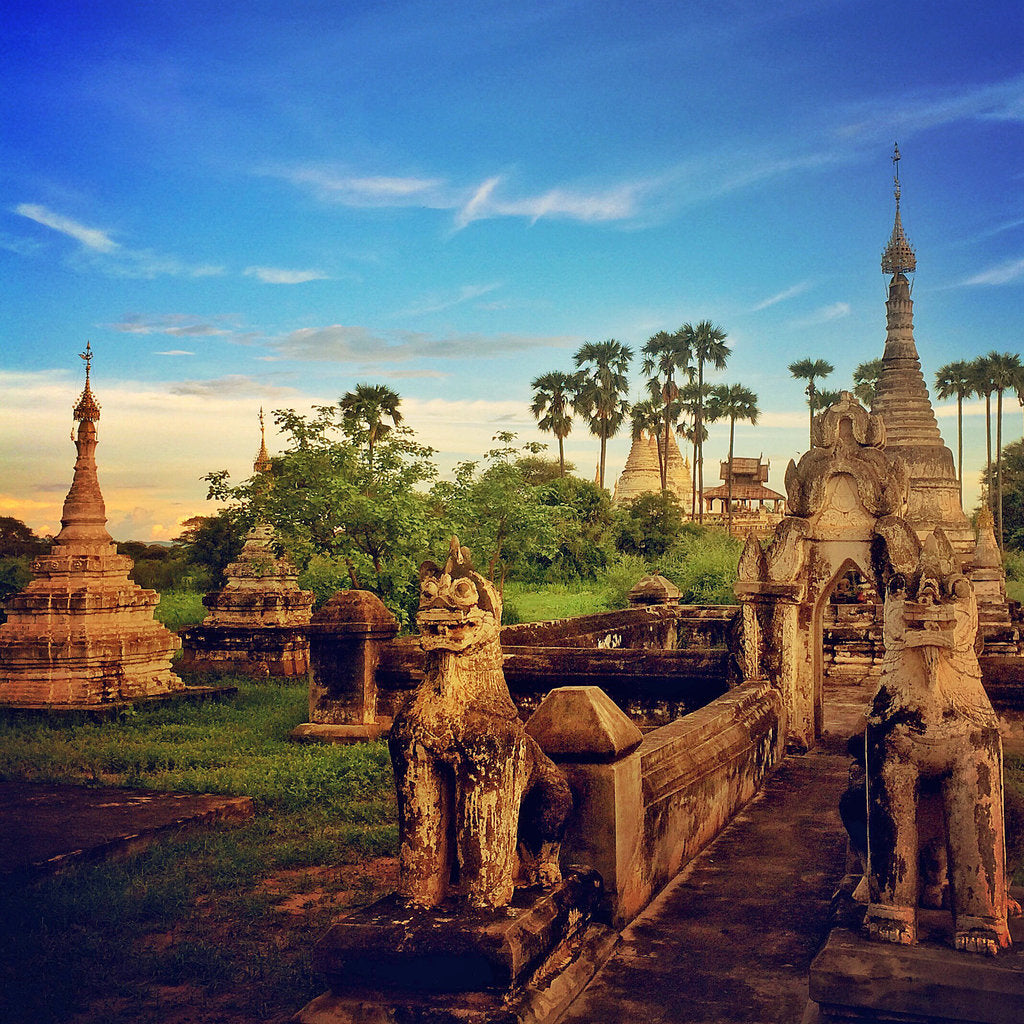 7/15 Days Cambodia + Myanmar Travel SIM Card | Premium Unlimited Data | No Speed Cap