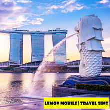 Load image into Gallery viewer, 7/15 Days Singapore + Malaysia Travel SIM Card | Premium Unlimited Data | No Speed Cap