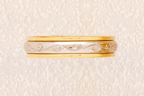The St. Kilda Wedding Ring By Dorothy Hood Jewellery