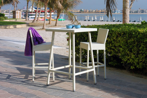 Bart Table and chairs - Ambar Garden Furniture