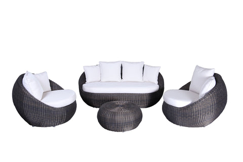Elba bronze - Ambar Garden Furniture