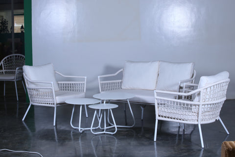Sardinia White - Ambar Garden Furniture