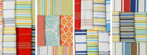 outdoor fabric #ambargarden
