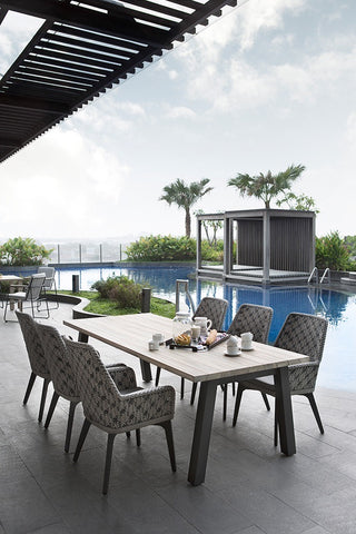 Florence dining set - Ambar Garden Furniture