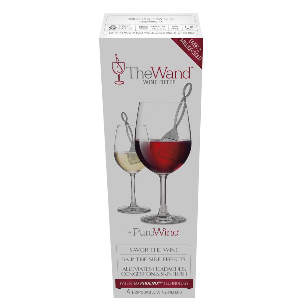 Drink Pure Wine The Wand™ 4-Pack