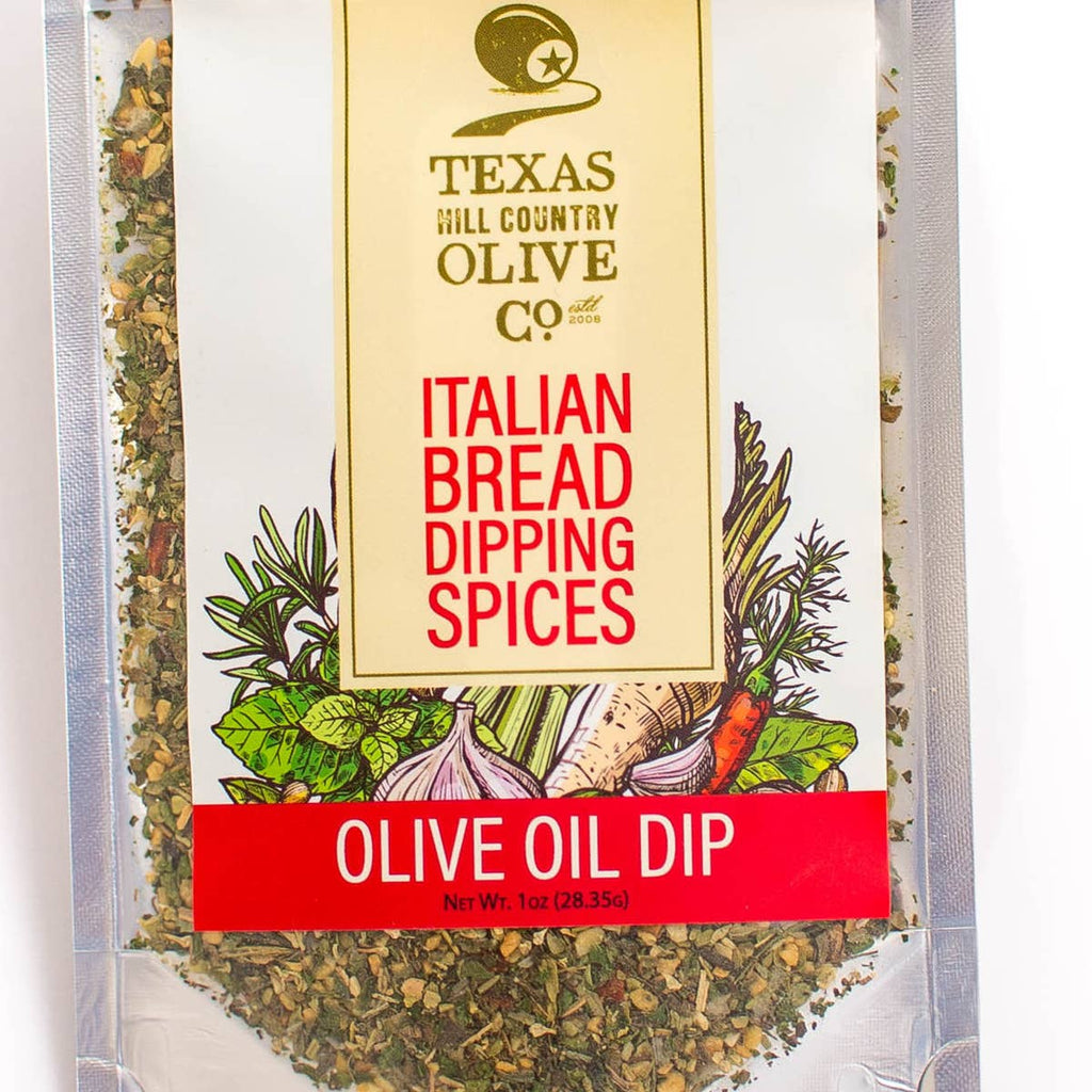 Italian Bread Dipping Spices | Texas Hill Country Olive Co.