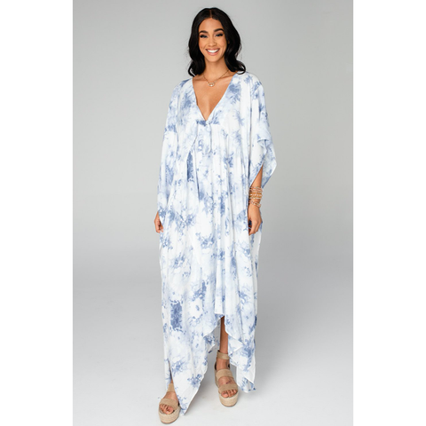 Cora Cafta Maxi Dress | Samoa