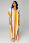 Buddy Love Cora Cafta Maxi Dress | Samoa