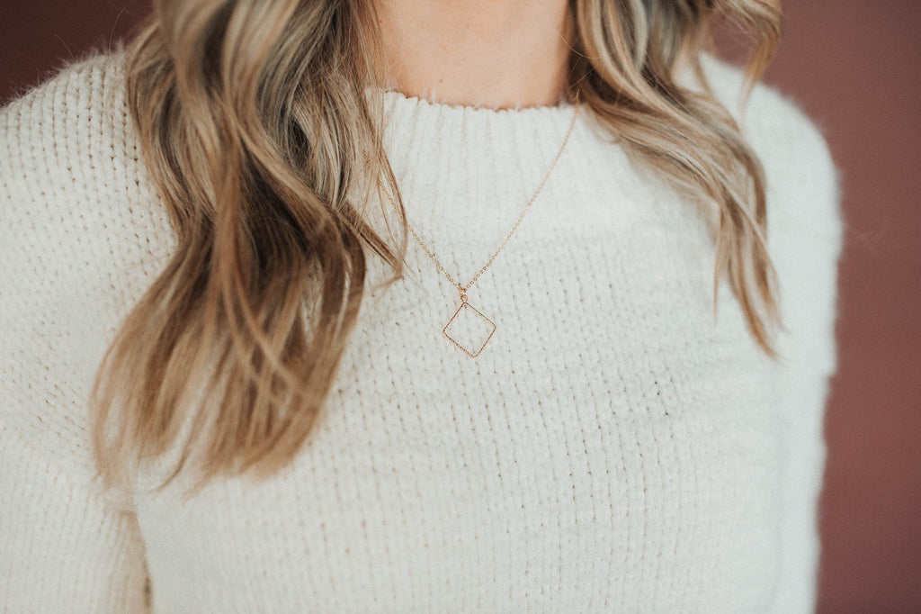 Dear Heart Designs In the Valley Gold Necklace