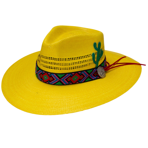 "Charlie 1 Horse ""Mariachi"" Straw Hat"