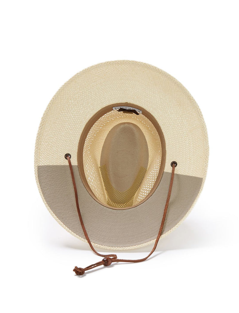 Stetson Airway Panama Safari Toggle Chin Strap Hat