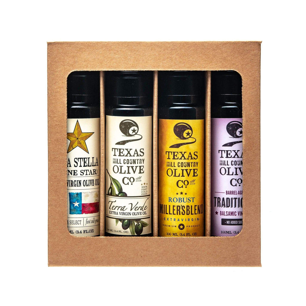 Award Winning Mini Set | TX Hill Country Olive Co.