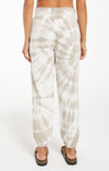 Emery Spiral Tie-Dye Jogger in Taupe | Z Supply