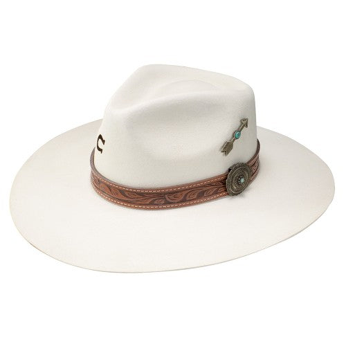 "Charlie 1 Horse ""White Sands"" Wool Hat"