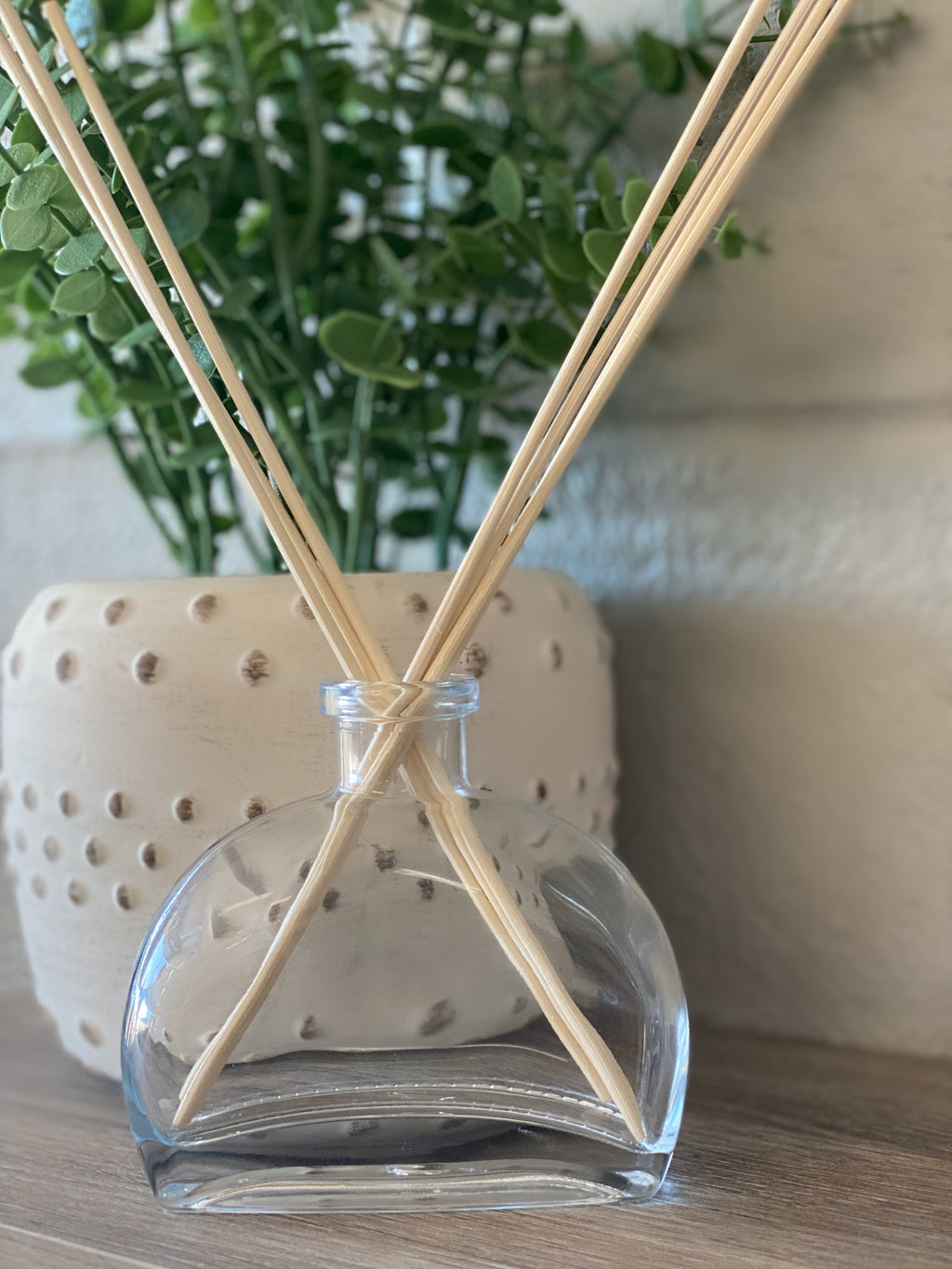 Diffuser Glass Vase | 6 oz.