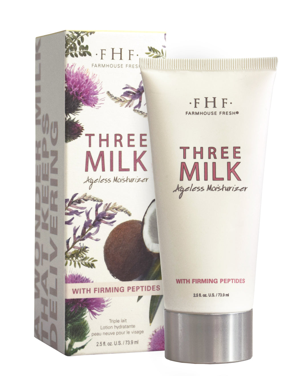 Three Milk Ageless Moisturizer