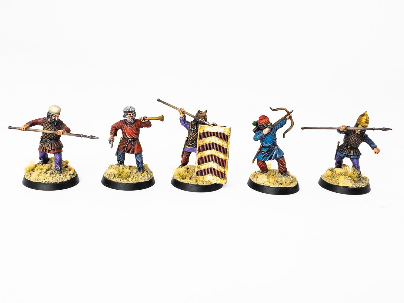 Minis of War Paint Wargames Atlantic