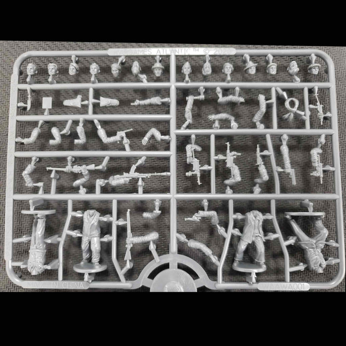 French Resistance Sprue