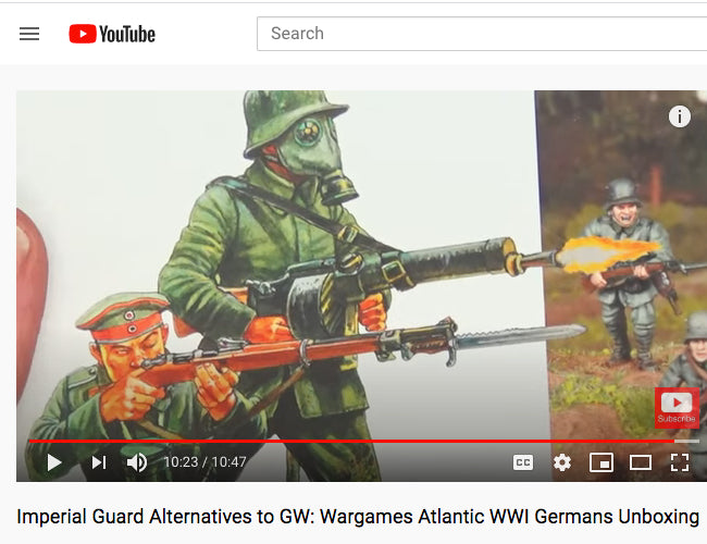 Spikey Bits Review the Germans (Video)