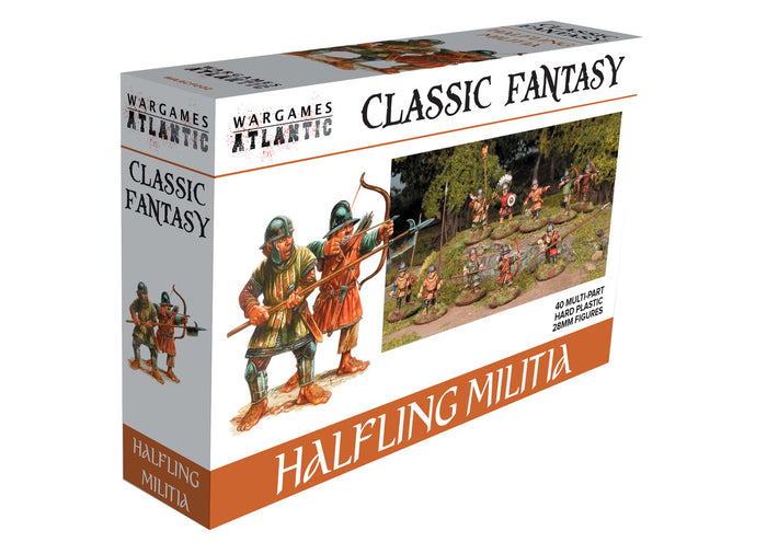 Halfling Militia Now Available for Pre-Order