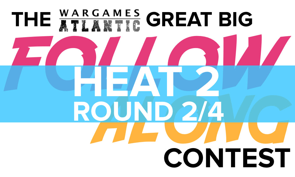 Heat 2: Round 2 Now Open for Voting!