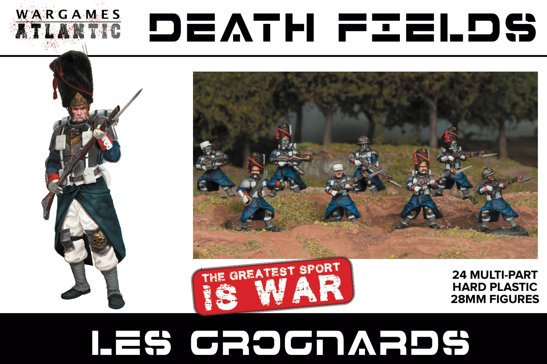 Les Grognards Now on Pre-Order