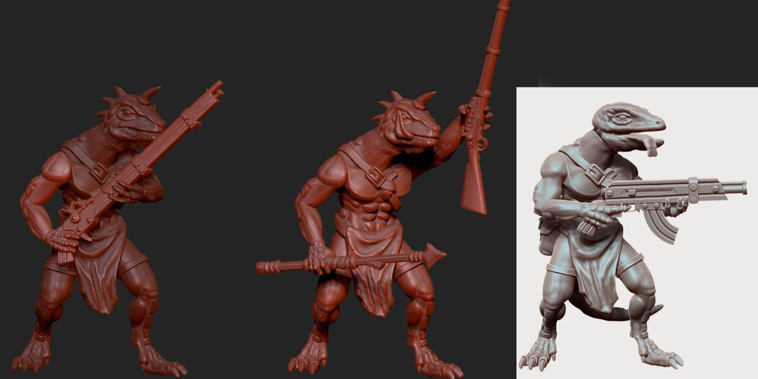 New Set Coming: Lizardmen