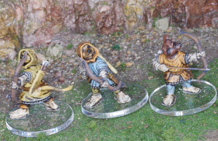 Redwall Conversions from Sally 4th