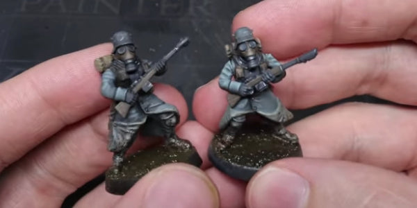 Pete the Wargamer Mashes Up Germans and Grognards