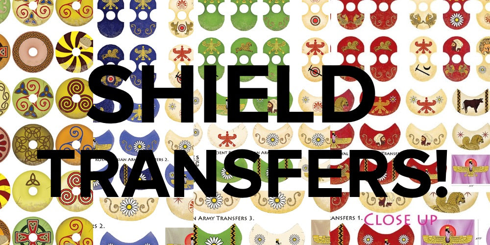 New Shield Transfers Now Available