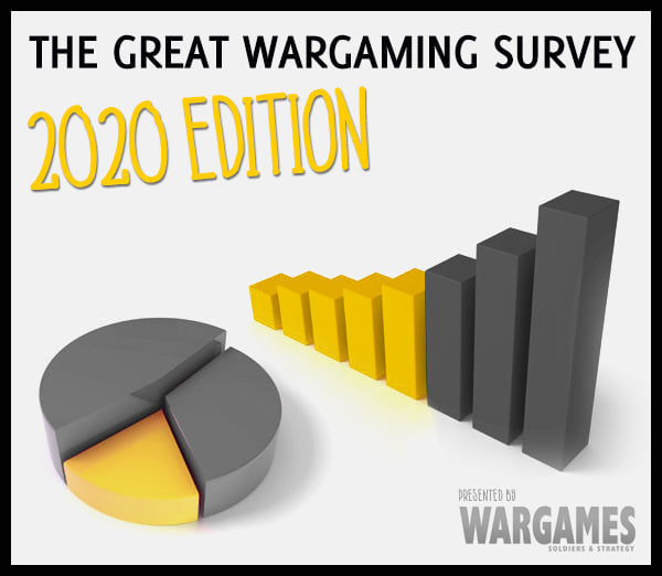 The 2020 Great Wargaming Survey is Here