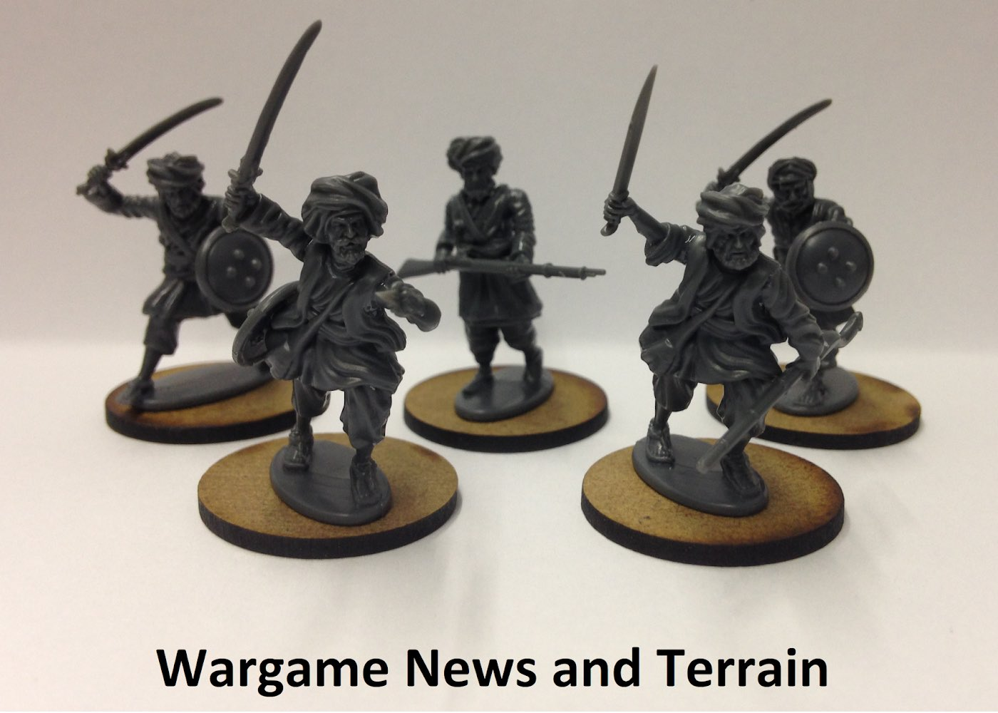 Wargames News and Terrain Reviews Afghans