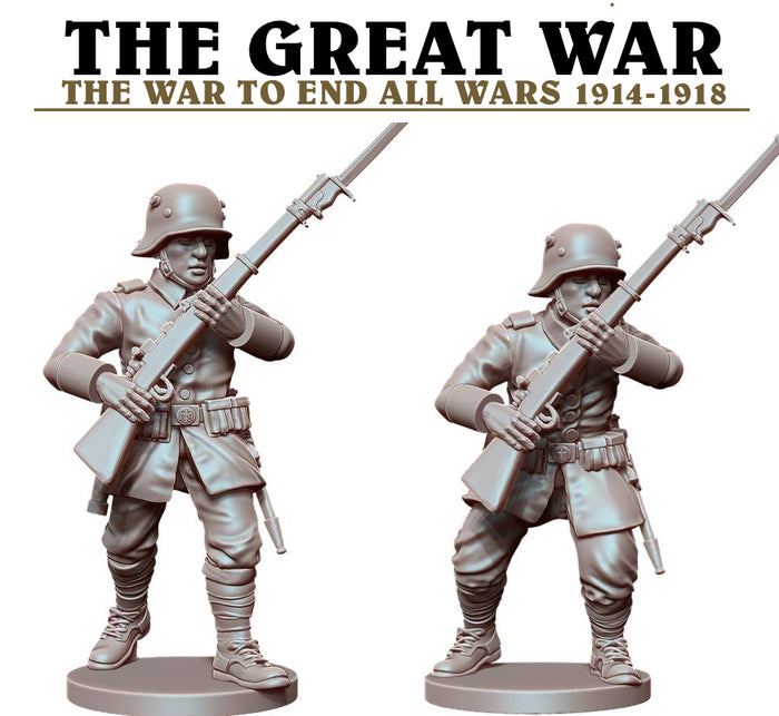 The Great War Historical Range Announced
