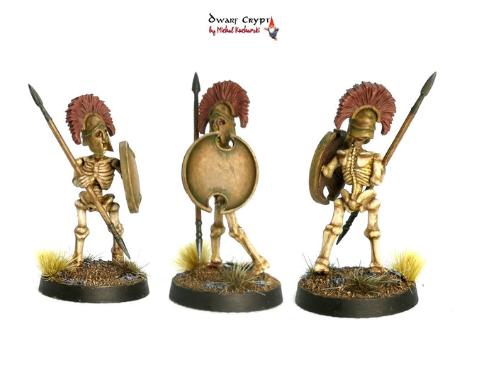 DwarfCrypt Explores Necromancy in Ancient Greece