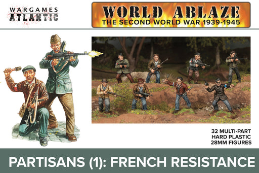 Partisans (1) French Resistance