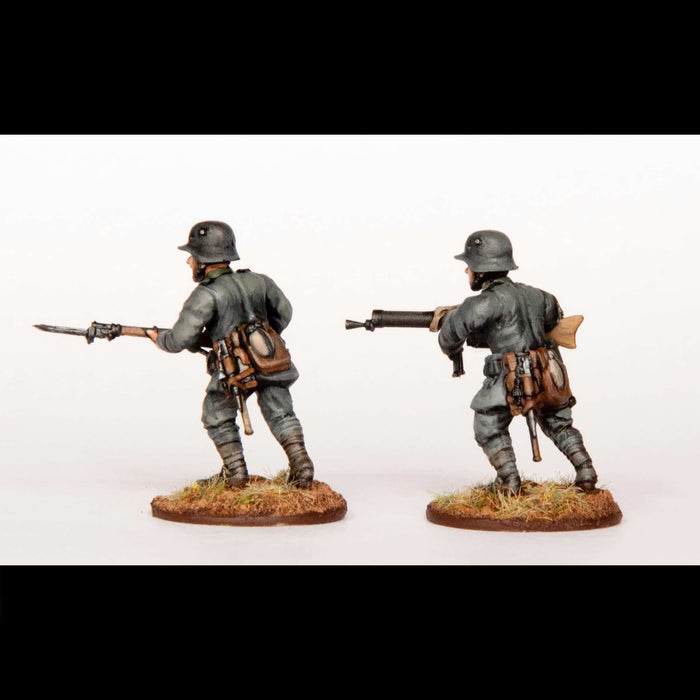 German Infantry (1916-1918)