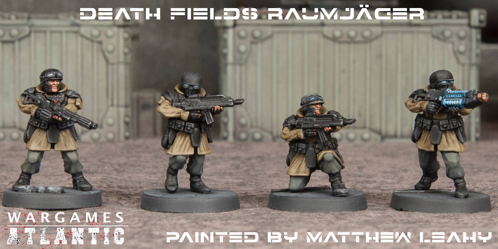 Raumjäger Infantry Box Set