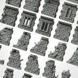 THE LAST TEMPLES (More than 200 different files)