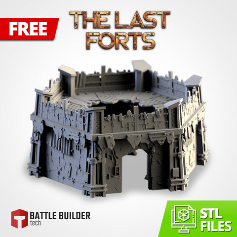 The Last Forts (Free Sample)