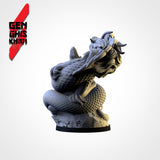 The Khan´s dragon (STL FILES)